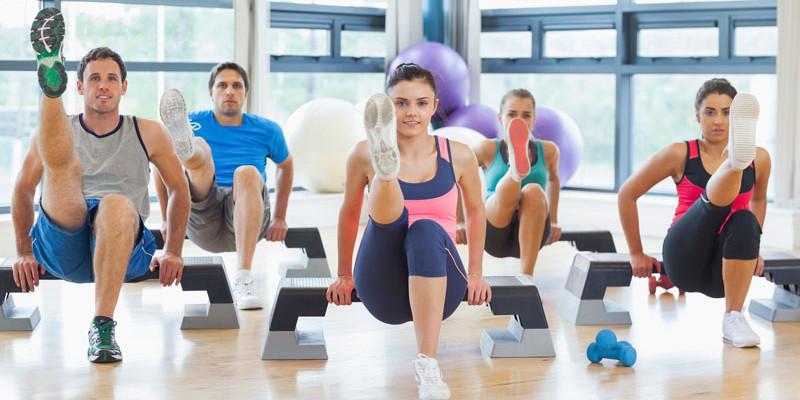 aparate fitness aerobic